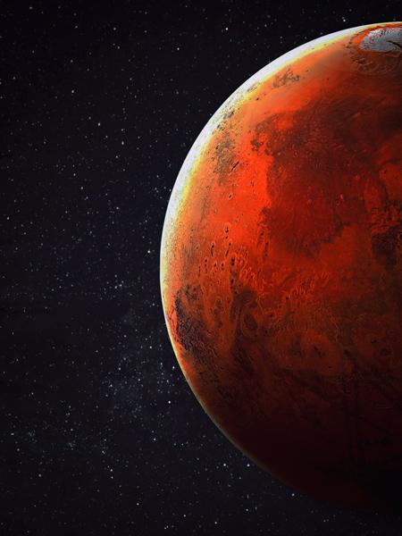 Марс и марсиане